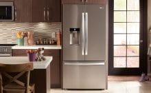 efrigerator won't get cold