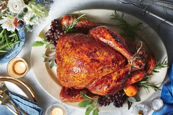 gourmet turkey recipes
