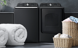 Samsung washer leaves clothes wet