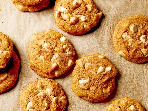 healthy pumpkin dessert recipes